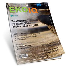 EKOIQ Yeşil İş ve Yaşam Dergisi  Kasım 2015