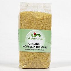 Ekoloji Market Organic Bulghur Fine 500g