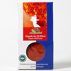 Ekoloji Market Organic Hot Chili Pepper Powder 40g