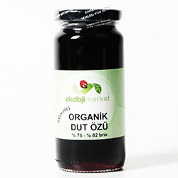 Ekoloji Market Organik Dut Özü 300ml
