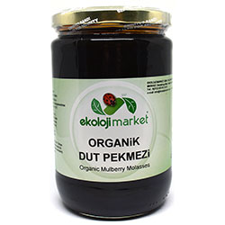 Ekoloji Market Organik Dut Pekmezi 800gr