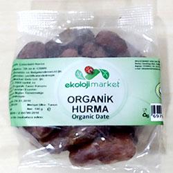 Ekoloji Market Organik Hurma 150gr