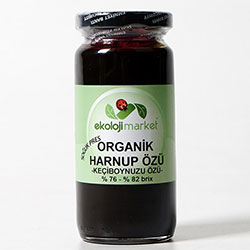 Ekoloji Market Organic Carob Syrup 300ml
