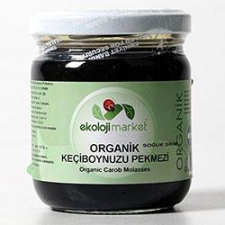 Ekoloji Market Organik Keçiboynuzu (Harnup) Pekmezi 225gr