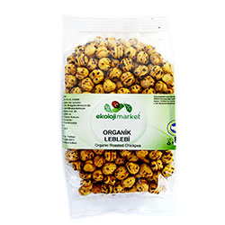 Ekoloji Market Organik Sarı Leblebi 200gr