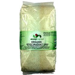 Ekoloji Market Organik Siyez Tam Buğday Unu 1Kg
