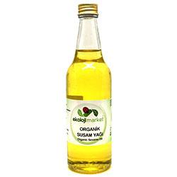 Ekoloji Market Organic Sesame Oil 250ml