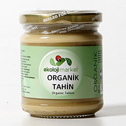 Ekoloji Market Organik Tahin 175gr
