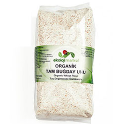 Ekoloji Market Organic Whole Wheat Flour 1Kg