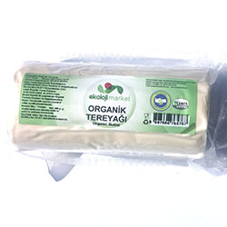 Ekoloji Market Organic Butter 500g
