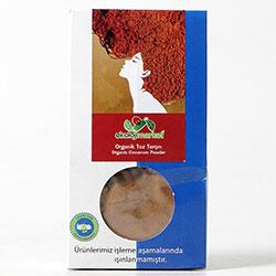 Ekoloji Market Organik Toz Tarçın 35g