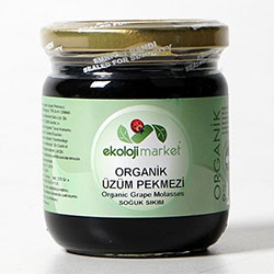 Ekoloji Market Organik Üzüm Pekmezi 225gr