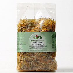 Ekoloji Market Organic Filini Pasta  With Vegetable  250g
