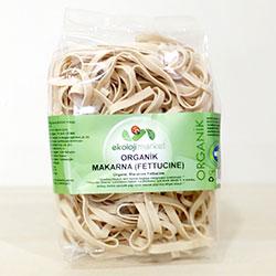 Ekoloji Market Organik Makarna  Fettuccine Sade  250g