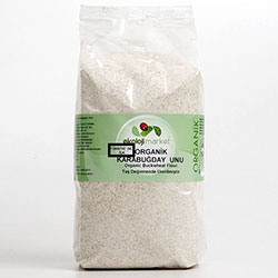 Ekoloji Market Organik Karabuğday  Greçka  Unu 1Kg