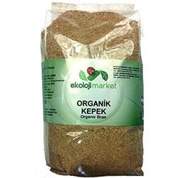 Ekoloji Market Organik Buğday Kepeği (Kepek) 500gr