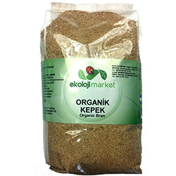 Ekoloji Market Organik Kepek 500gr