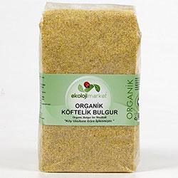 Ekoloji Market Organik Köftelik Bulgur 1kg
