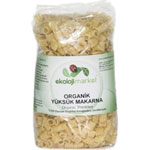 Ekoloji Market Organik Makarna  Yüksük  350g