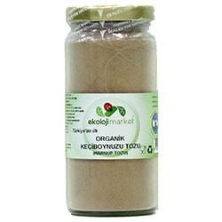 Ekoloji Market Organik Keçiboynuzu (Harnup) Tozu 150gr