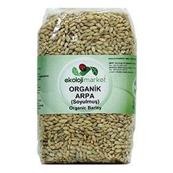 Ekoloji Market Organik Arpa (Soyulmuş) 500gr