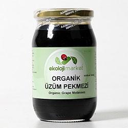 Ekoloji Market Organik Üzüm Pekmezi 450gr