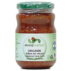 Ekoloji Market Organik Kahvaltılık Sos (Lütenitsa) 190cc