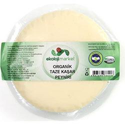 Ekoloji Market Organik Kaşar Peyniri (KG)