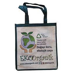 Ekoorganik Bag  Earth Freindly  Recyclable
