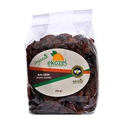 Ekozel Organik Çekirdeksiz Üzüm 250gr