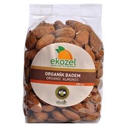 Ekozel Organik Badem 250gr