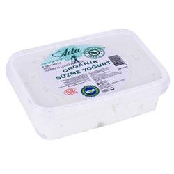 Elta-Ada Organik Süzme Yoğurt 350gr