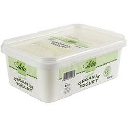 Elta-Ada Organik Yoğurt (Tam Yağlı Kaymaklı) 900gr