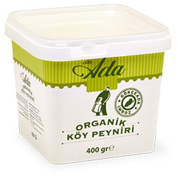 Elta-Ada Organik Taze Beyaz Peynir 400gr