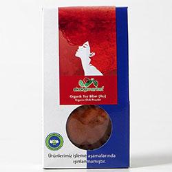 Ekoloji Market Organik Kırmızı Toz Biber (Acı) 50gr
