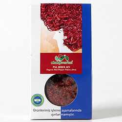 Ekoloji Market Organic Red Hot Pepper 50g