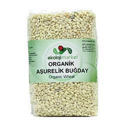 Ekoloji Market Organik Aşurelik Buğday 500gr