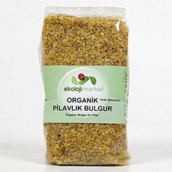 Ekoloji Market Organik Pilavlık Bulgur 1kg