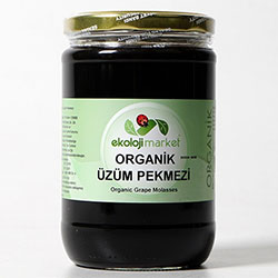 Ekoloji Market Organic Grape Molasses 800g