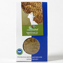 Ekoloji Market Organik Kimyon (Öğütülmüş) 40gr