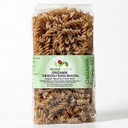 Ekoloji Market Organik Makarna (Tam Buğday Burgu) 400gr