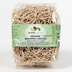 Ekoloji Market Organik Makarna  Linguini Sade  250gr