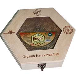 Engür Organik Karakovan Petek Bal (KG)