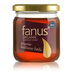 Fanus Organik Kestane Balı 225gr