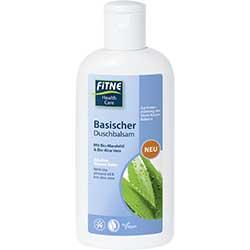 FiTNE Organik Alkali Duş Balzamı Organik Badem Yağı Ve Aloe Vera 200ml