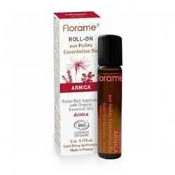 Florame Organic Arnica Yağ Roll-On Başlıklı 5ml