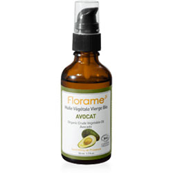 Florame Organic Vegetable Oil  Avocado  50ml