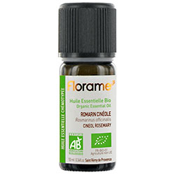 Florame Organic Cineol Rosemary  Rosmarinus Officinalis  10ml