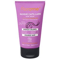 Florame Organik Saç Maskesi (Boyalı Saçlar, Keratinli) 150ml
