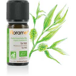 Florame Organic Tea Tree Oil 10ml